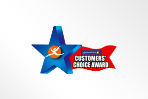 Malaysia: Guardian Customers' Choice Award